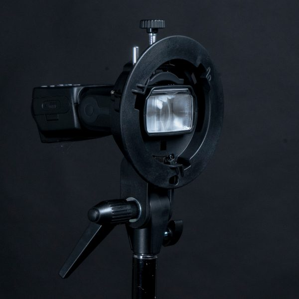 Adaptador Bowens a Speedlight