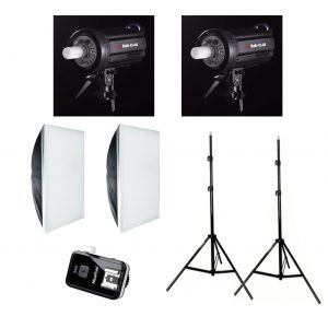 Kit Estudio 2 luces