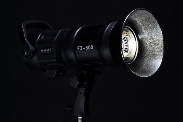 Flash exterior TTL Triopo F3 500W